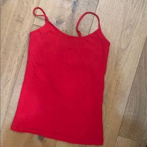 ❤️ Forever 21 red cami size L 😍